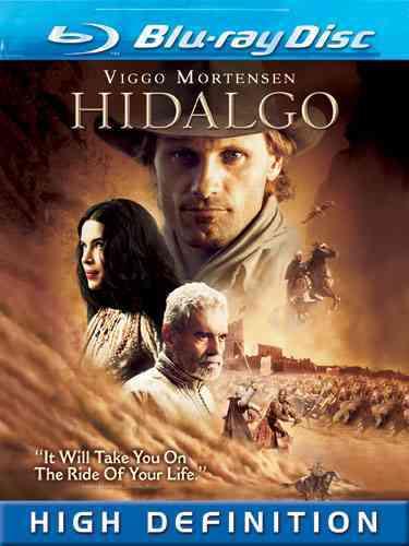 HIDALGO BY MORTENSEN,VIGGO (Blu-Ray)