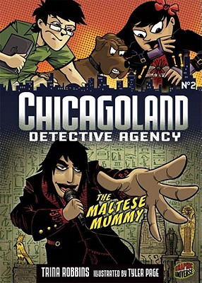 Chicagoland Detective Agency 2 By Robbins, Trina/ Page, Tyler (ILT)